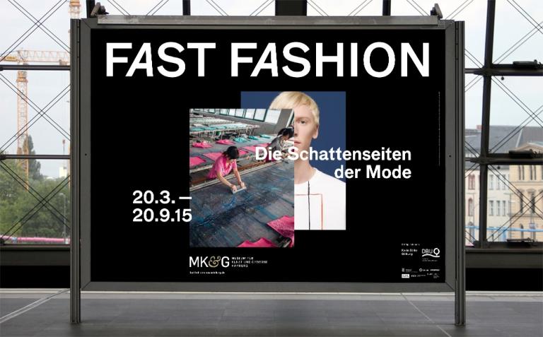 Larissa Starke Fast Fashion Campaign