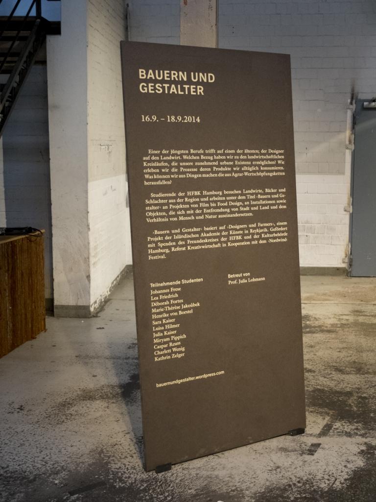 Larissa Starke Bauern und Gestalter