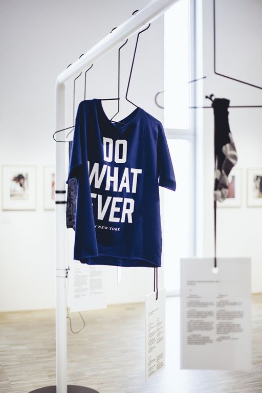 Larissa Starke Fast Fashion Exhibition